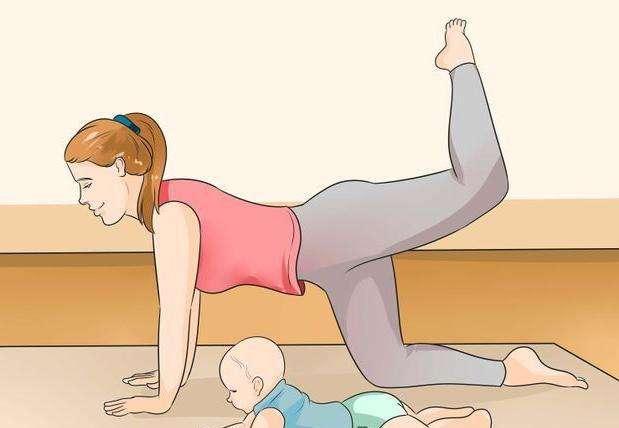 生完孩子后总是瘦不下来 产后怎么减肥?